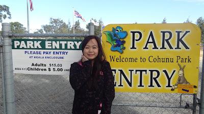 Perth Cohunu Koala Park [09-Jul-12]