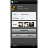Aplikasi Wechat for Nokia