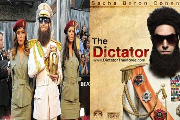 Watch Online The Dictator Hindi Dubbed High Quality DVD