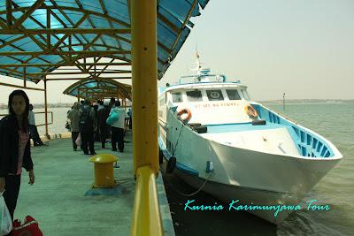 kapal express karimunjawa