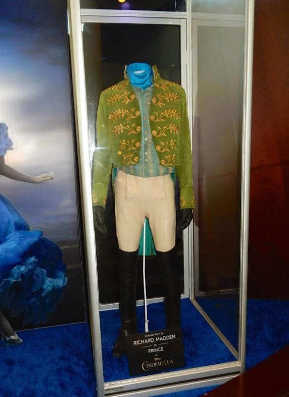 Prince Charming costume Cinderella