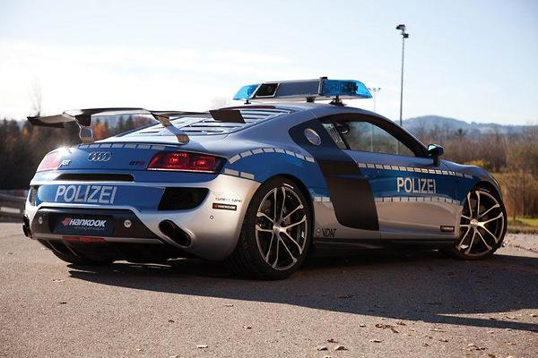 Cool Police Cars Derpfudge