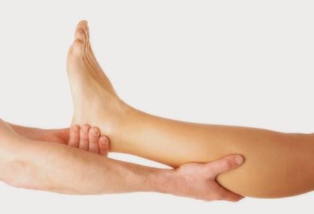 kejang kaki