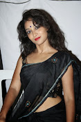 Actress Bhanu Hot photos in black-thumbnail-4