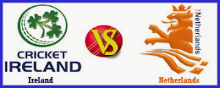 Ireland vs Netherlands Match Full Scorecards and Highlight Match