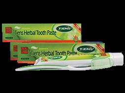 obat sakit gigi pasta gigi terbaik di dunia Tiens Herbal Toothpaste