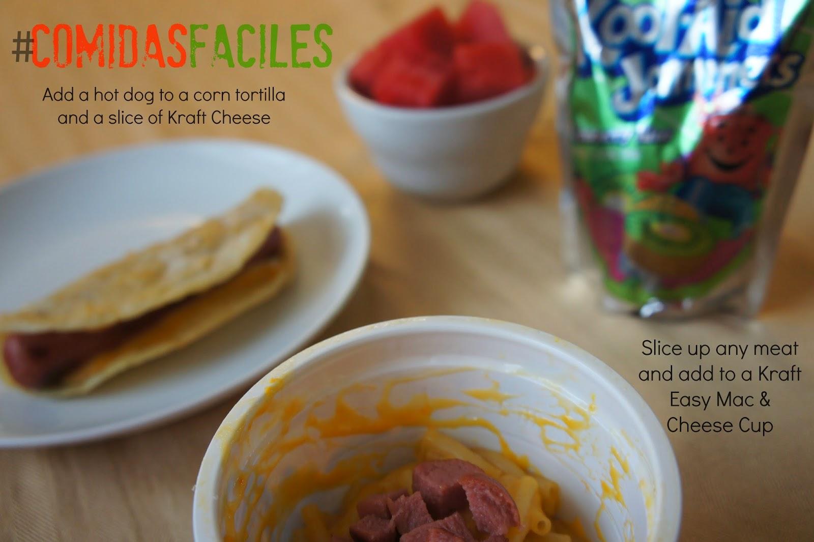 comidas-faciles-kraft-cheese-macaroni-kool-aid