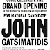 WED@6PM - Celebrate the Opening of the Catsimatidis B'klyn Office!