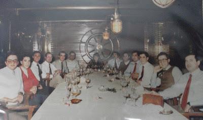 El leocadio comida de empresa del banco exterior de espa a de dos hermanas a o 1980 - Empresas en dos hermanas ...