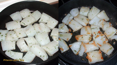 Pitanza para hoy sepia a la plancha - Cocinar a la plancha ...