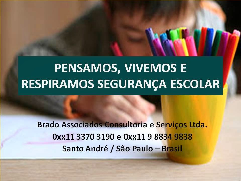 SEGURANÇA ESCOLAR