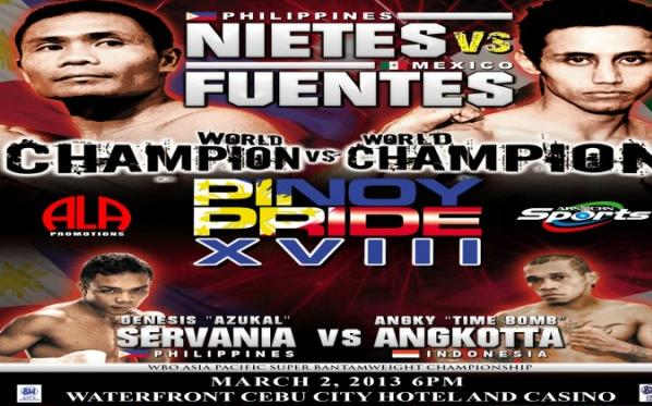 Pinoy Pride 25 - Champion vs Champion