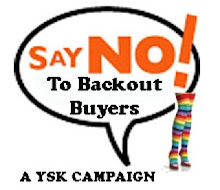 NO BACKOUT BUYERS PLEASE!!!