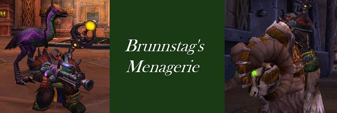 Brunnstag's Menagerie