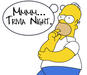 MMM Trivia night - Homer Simpson