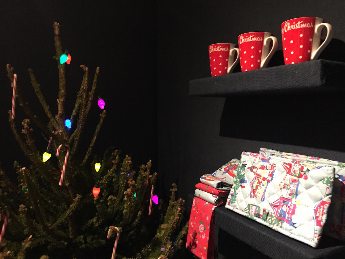 cath kidston aw15 press day christmas grotto