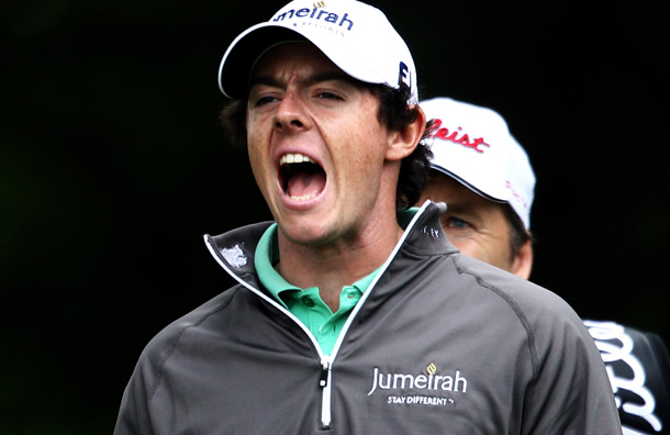 tom brady rory mcilroy northern irish professional golfer