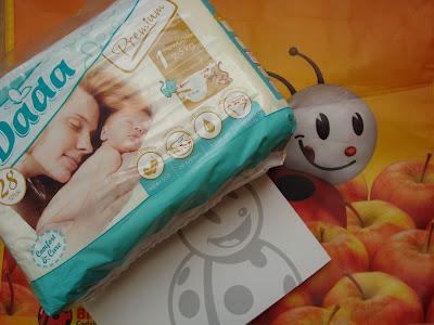 Pieluszki DADA - Najczęściej kupowane pieluszki w Polsce