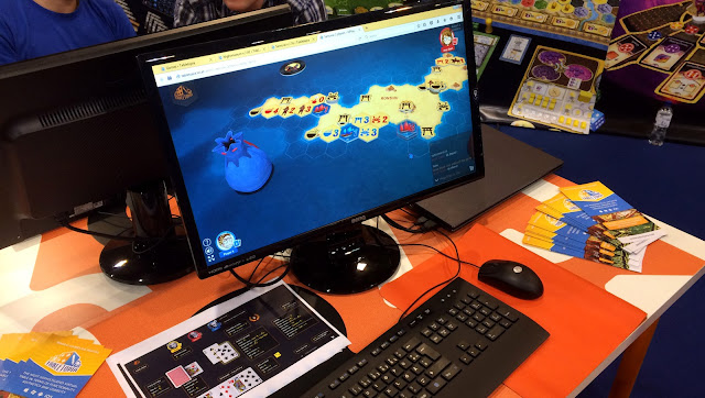 Tabletopia at Essen 2015