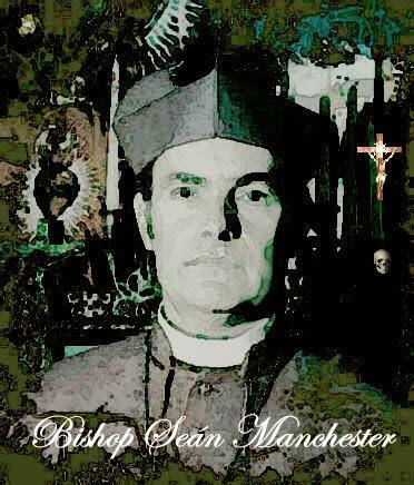 Bishop † Seán † Manchester