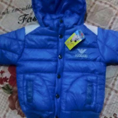 Thanh lý áo khoác trẻ em TL103
