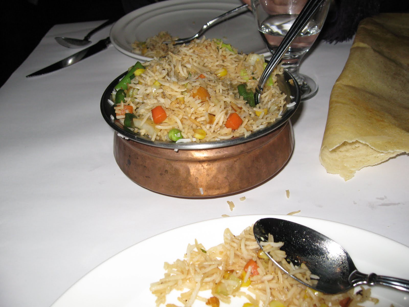Ladybug restaurant reviews the menu artisan cuisine of for Artisan indian cuisine
