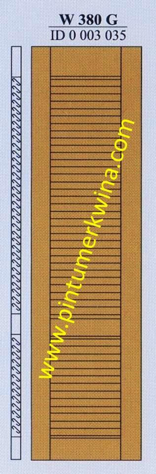 PINTU WINA TYPE W380 G