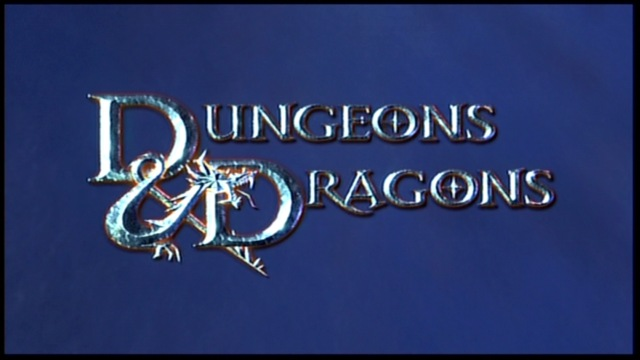 Dungeons & Dragons title