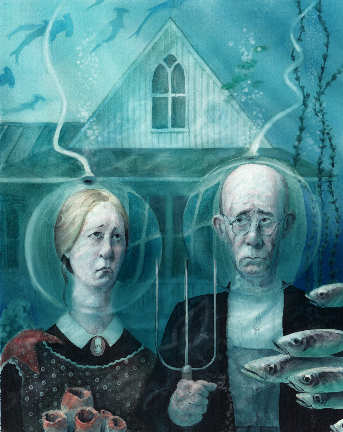 "american gothic grant wood essay It 5-3-2018 had grant wood not made the painting american gothic essay ""american gothic"" (1930), there would not be a american gothic essay grant wood."