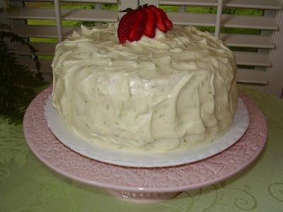 Strawberry Cream Cheese Cake Ideas