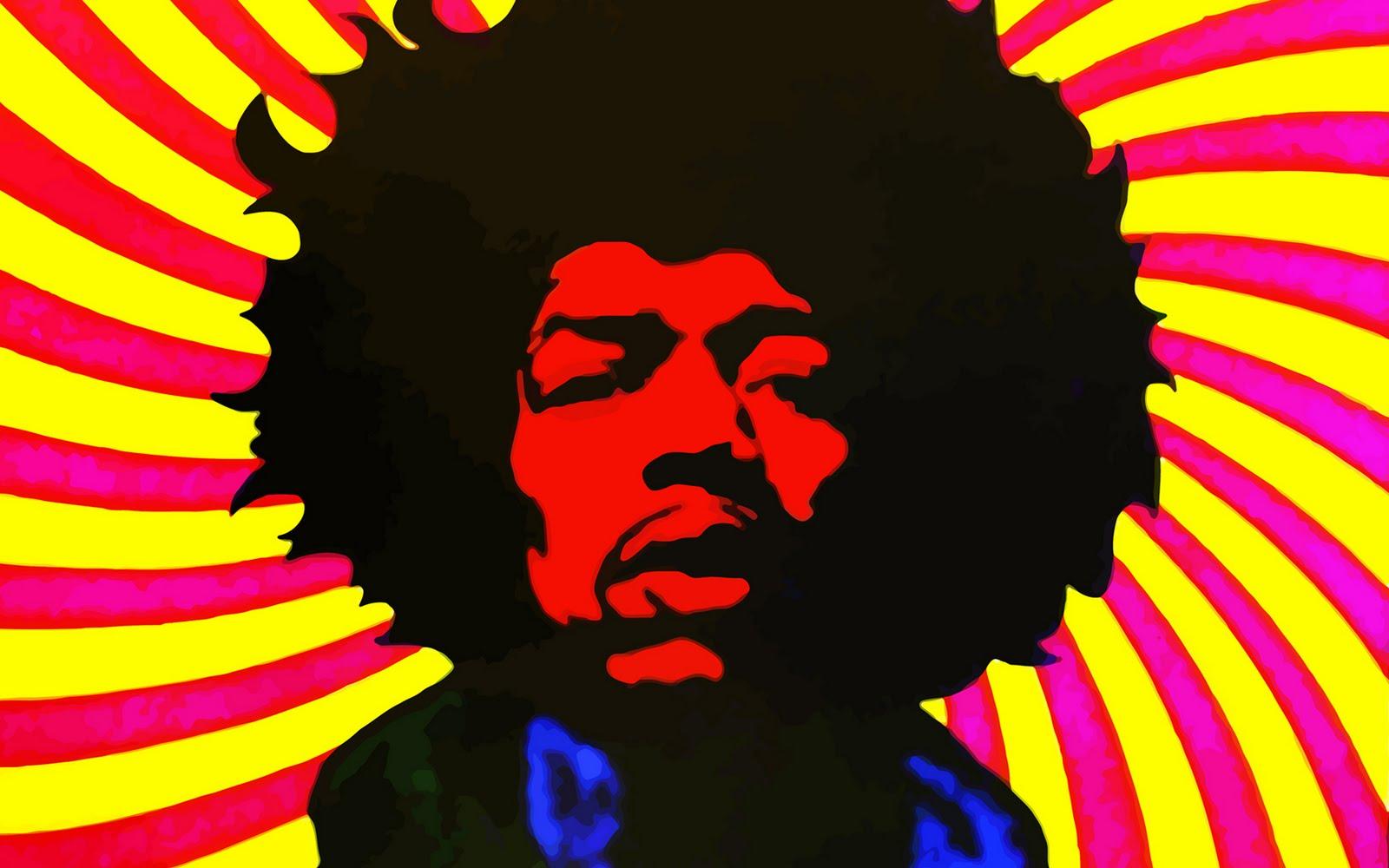 Jime Hendrix Experience Axis Bold As Love