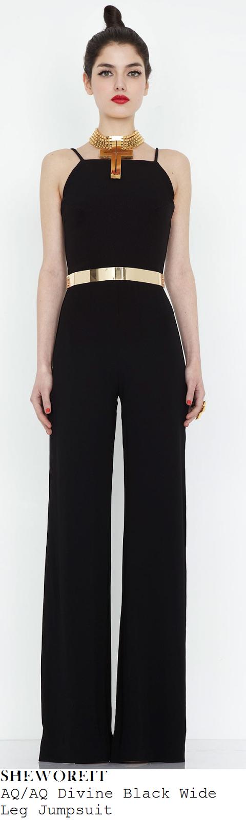 laura-whitmore-black-jumpsuit
