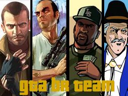 GTA BR Team - Desvendando o universo Grand Theft Auto