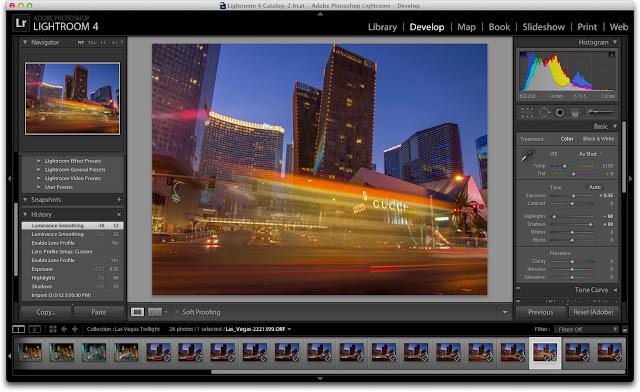 Adobe Photoshop Lightroom/b 4/b software provides a comprehensive set o