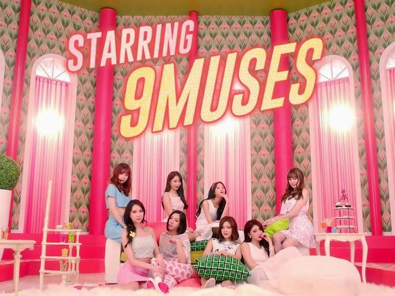 Nine Muses Drama