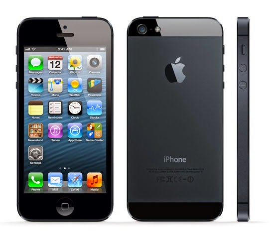 Harga Apple iPhone 5