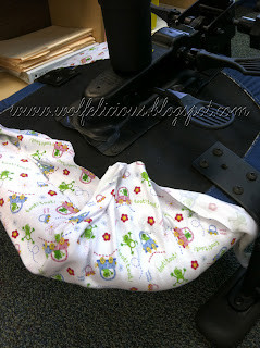 Photo of Pull Fabric