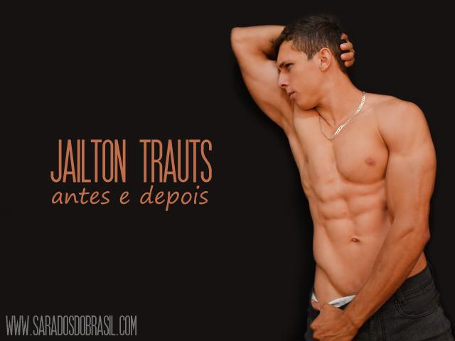 Jailton Trauts. Foto: Arquivo pessoal