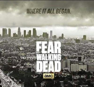 trailer Fear the Walking Dead spin-off the walking dead