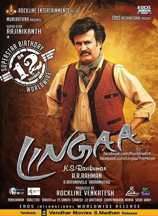 Lingaa (2014) - Tamil Movie Watch Online - Filmlinks4uis