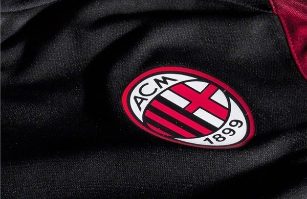 AC Milan Prematch Black-2014