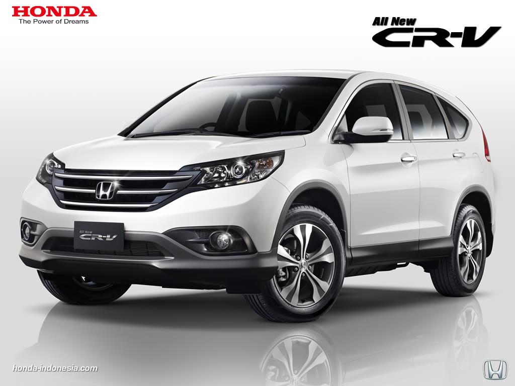 (HPM) meluncurkan generasi keempat dari Honda CR-V.All New Honda CR