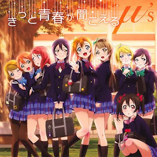 Love Live! ED Single - Kitto Seishun ga Kikoeru