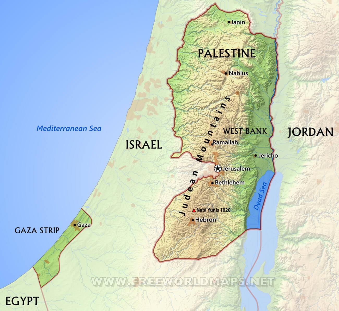 Auschwitz in Palestina