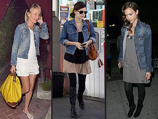 Vestidos com Jaquetas