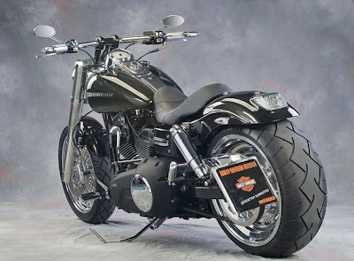 harley fat bob custom