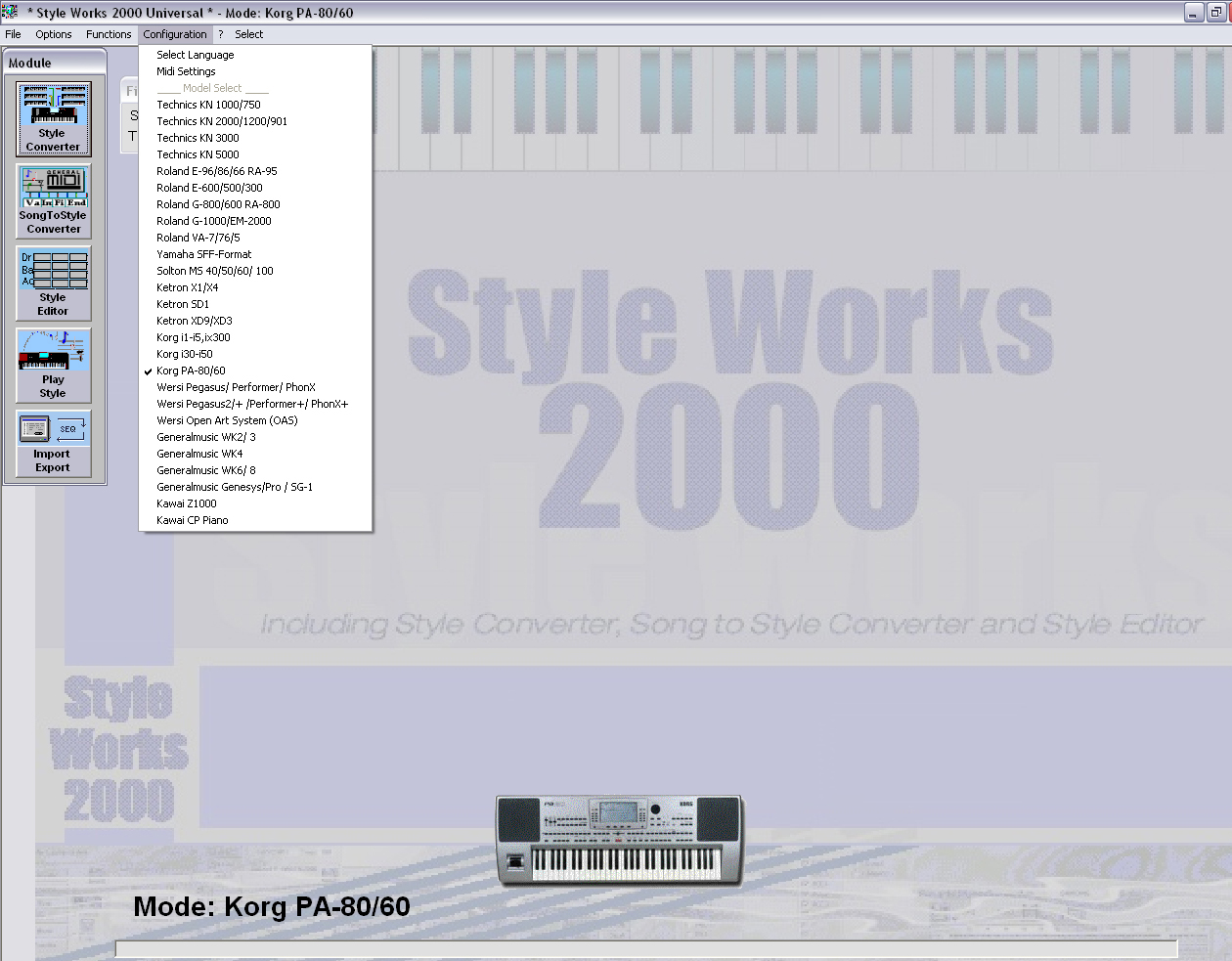 Emc Style Works 2000 Universal Download Site