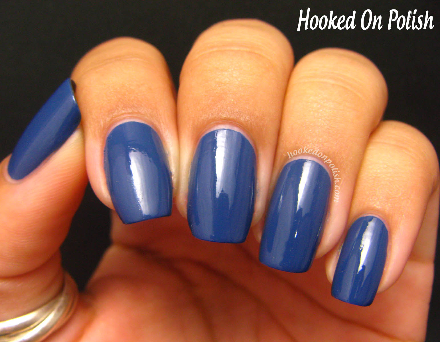 Hooked On Polish: Pastel Glitter and Blue Nails for Diabetes