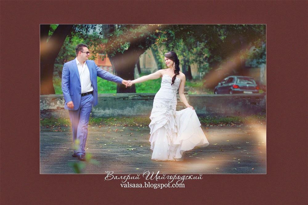 фотограф на свадьбу Чернигов