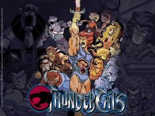 thundercats personagens wallpaper 12146 Download Thundercats   1ª, 2ª, 3ª e 4ª Temporada AVI Dublado